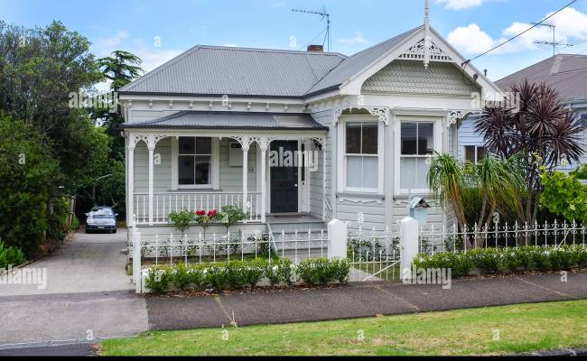 A Small House In Devonport A Suburb Of Auckland New