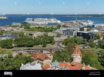 Baltics Port Stock & - Alamy