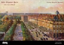 Hotel Brighton - 218 Rue De Rivoli Paris France Facing