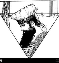 lilien high priest stock image [ 1300 x 1125 Pixel ]