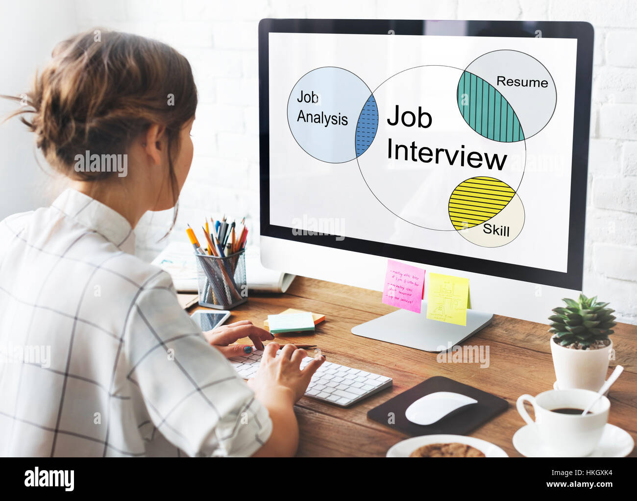 hight resolution of recruitment consulting venn diagram stock image