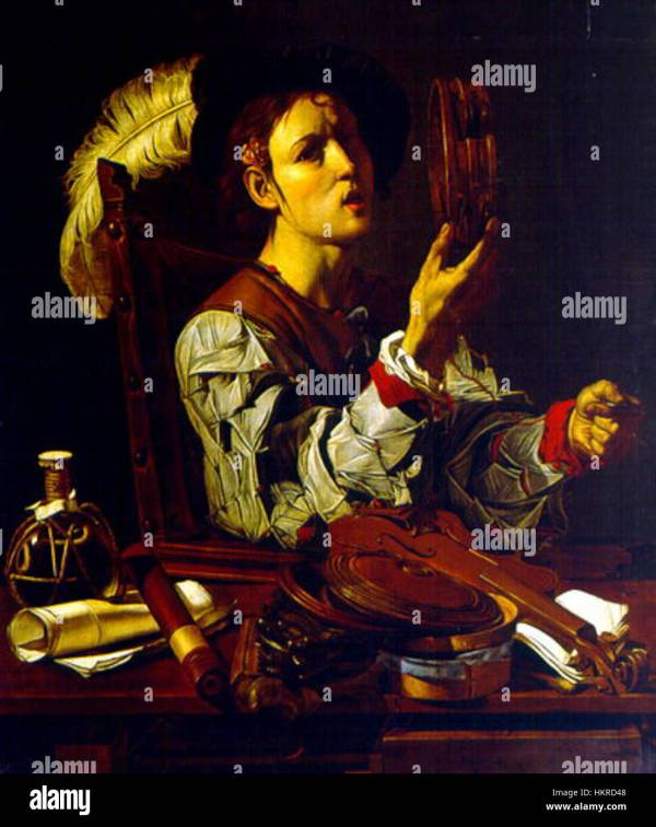 Cecco Del Caravaggio Stock & - Alamy