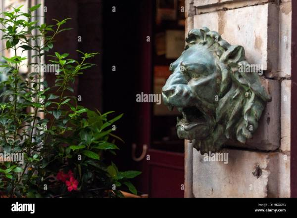 Sculpture In Museum Of Fine Arts Lyon France. Statues Park Stock 132742612 - Alamy