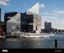 National Aquarium Inner Harbor Baltimore