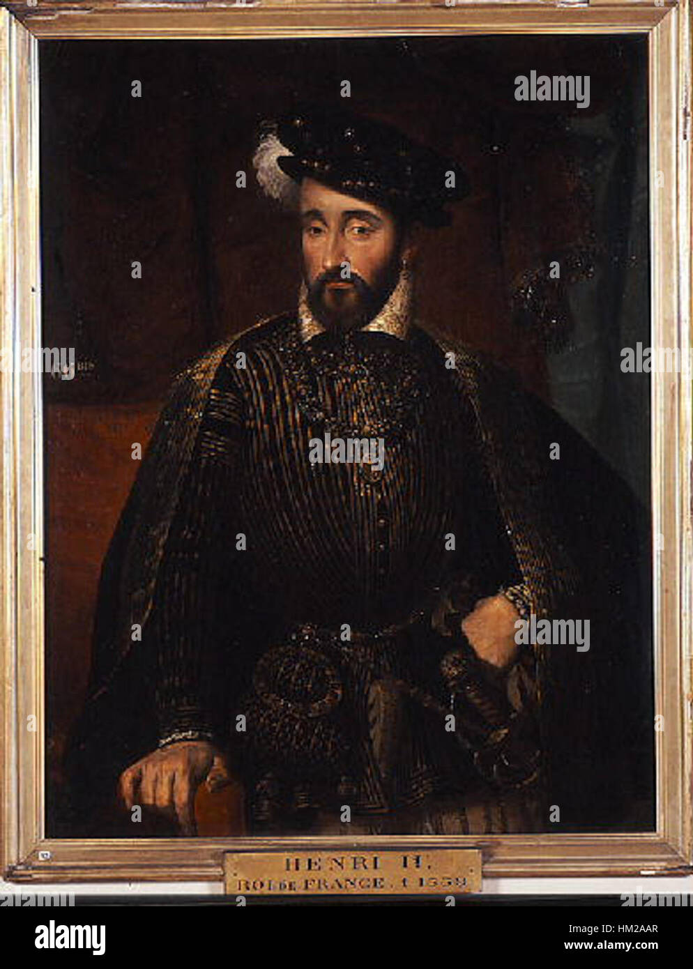 Henri 2 Roi De France : henri, france, Henri, France, Stock, Photo, Alamy