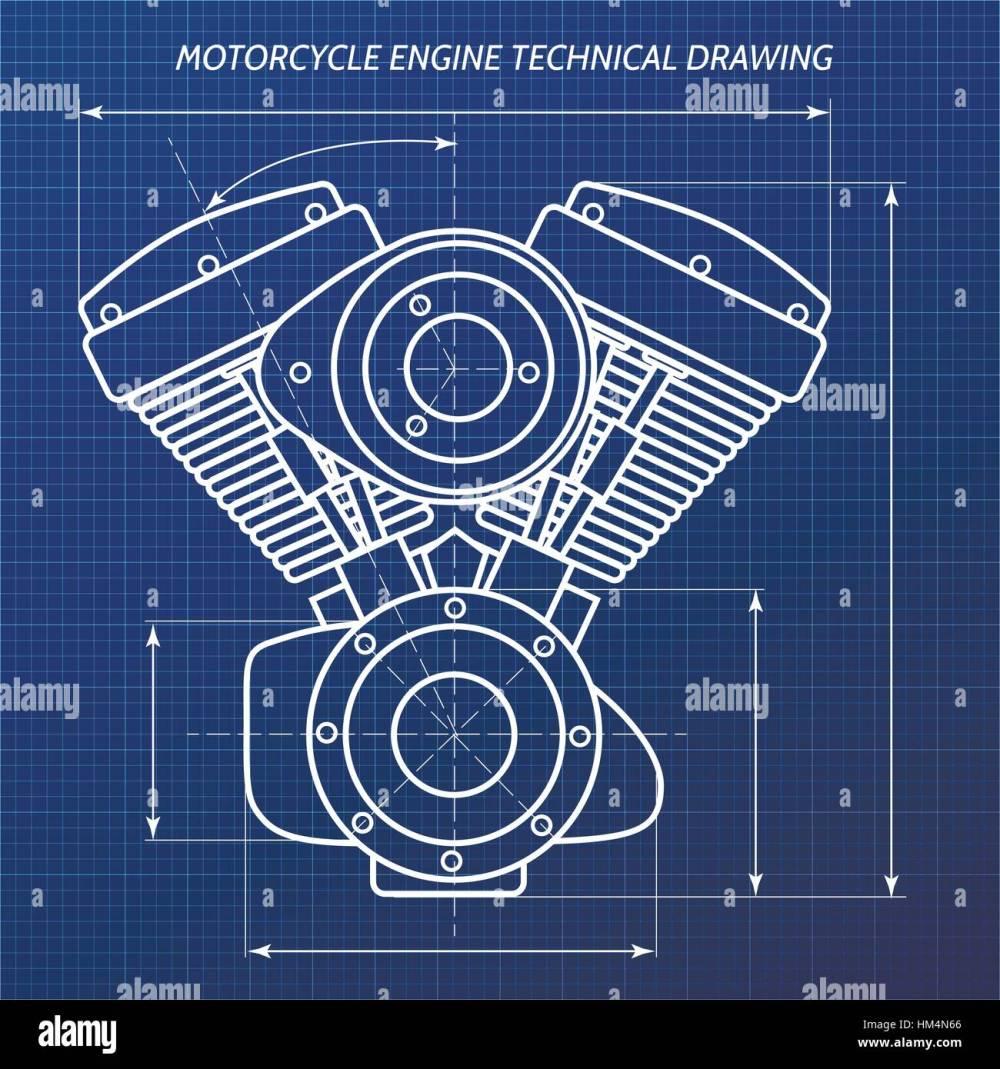 medium resolution of technical drawings of motorcycle engine motor engineering concept diagram motorcycle engine art