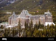 Historic Fairmont Banff Springs Hotel; 1888;