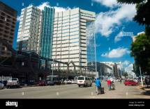Jason Moyo Avenue East With Joina City Building