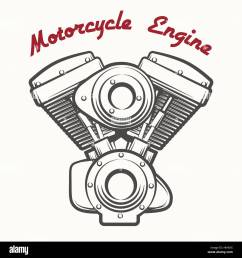 single cylinder motorcycle engine diagram motorcycle pinterest  [ 1300 x 1390 Pixel ]