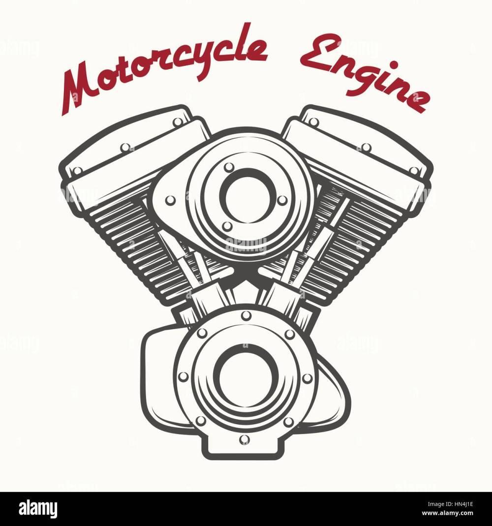 medium resolution of single cylinder motorcycle engine diagram motorcycle pinterest