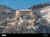 Inside Hohenwerfen Werf En Austria Castle