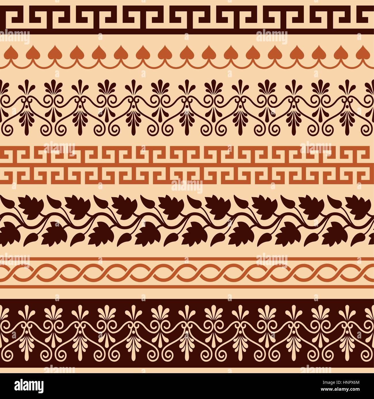 Ancient Greek Pattern