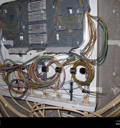 optical fiber cable junction box hi tech internet television phone paris france europe [ 1300 x 1065 Pixel ]