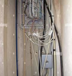 optical fiber cable junction box hi tech internet television phone paris france europe [ 975 x 1390 Pixel ]