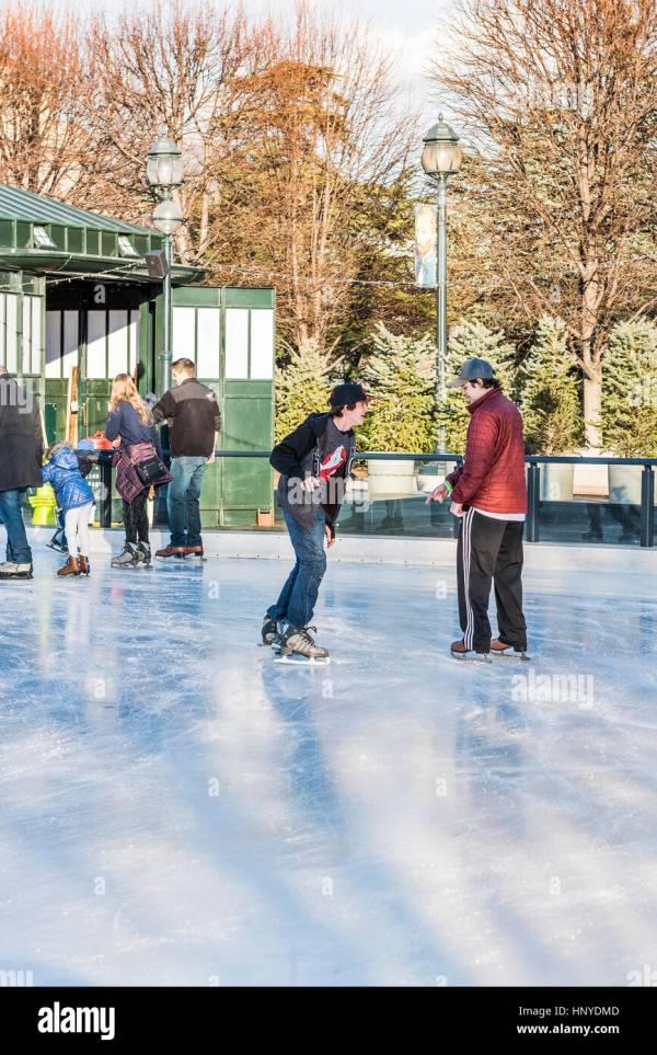 Teens Skating Stock &