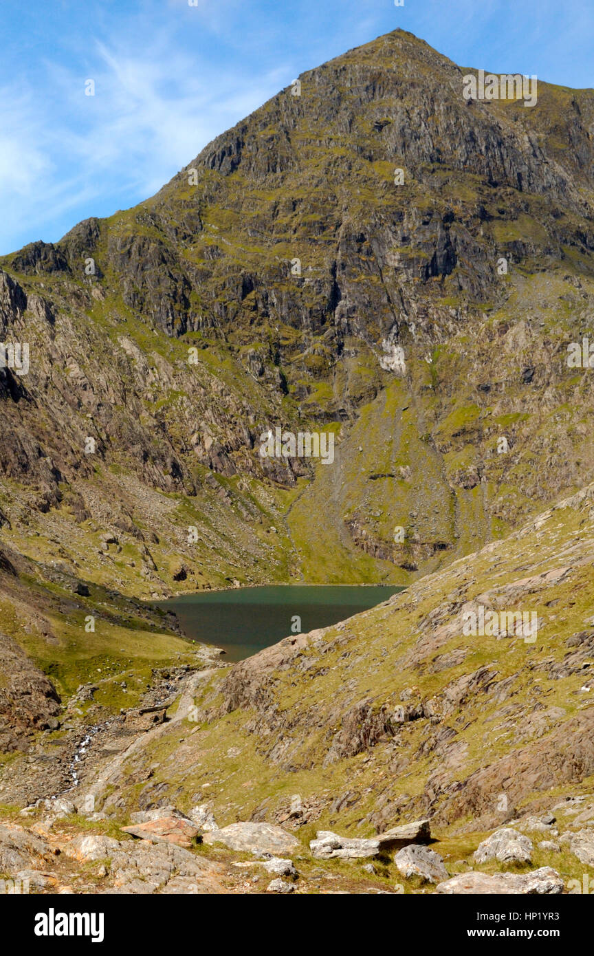 Snowdon Peak : snowdon, Snowdon, Resolution, Stock, Photography, Images, Alamy