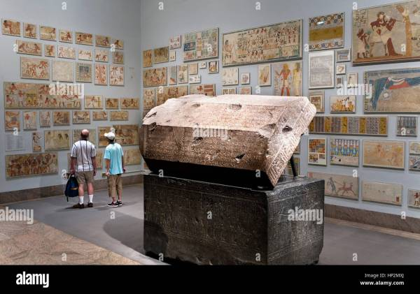 Met Metropolitan Museum Of Art. Egyptian Galleries