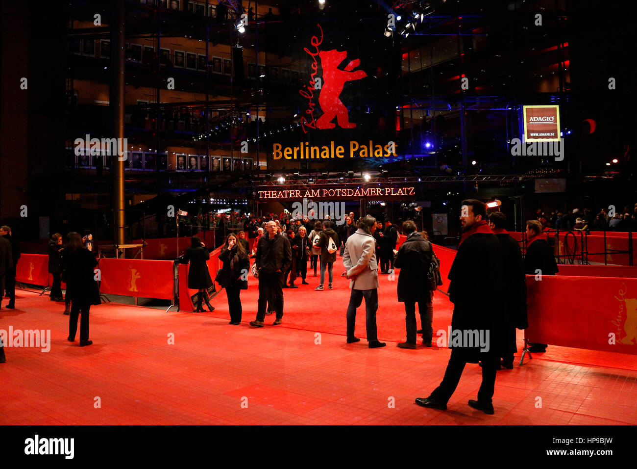 Berlinale Roter Teppich 2017 Berlinale Palast Roter Teppich Impressionen Berlinale