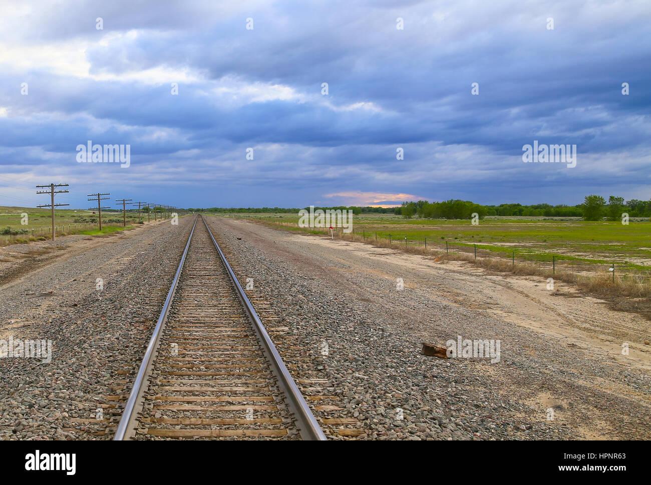 North Dakota Abandoned Rail Lines