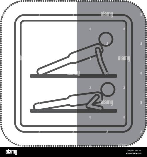 small resolution of figure person doing planks icon