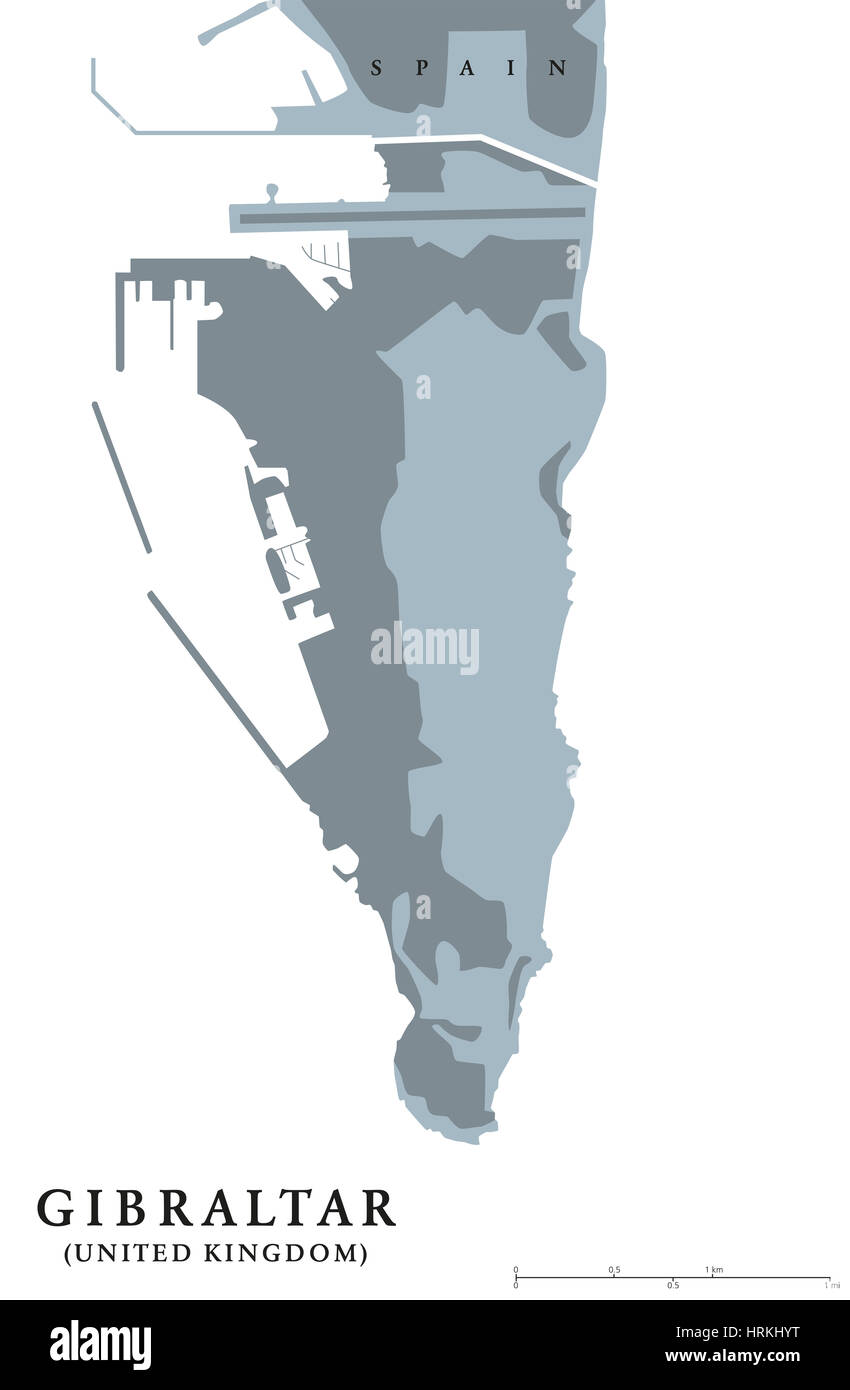 Strait Of Gibraltar On Map : strait, gibraltar, Strait, Gibraltar, Resolution, Stock, Photography, Images, Alamy