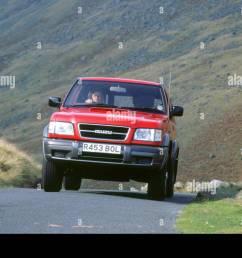 1998 isuzu trooper duty artist unknown stock image [ 1300 x 950 Pixel ]