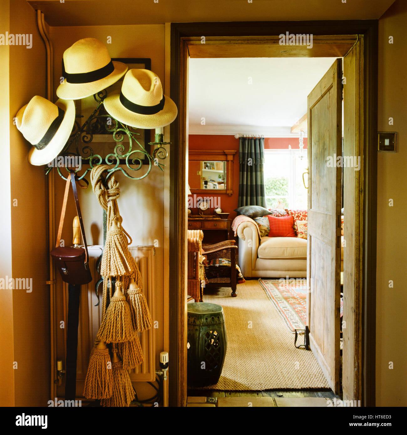 View Living Room Through Doorway Stock Photos  View