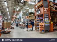 Miami Florida Home Depot store home improvement aisle ...