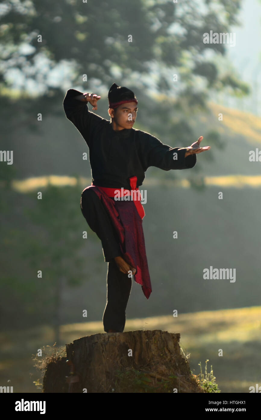Gambar Orang Pencak Silat : gambar, orang, pencak, silat, Unifilm, Resolution, Stock, Photography, Images, Alamy