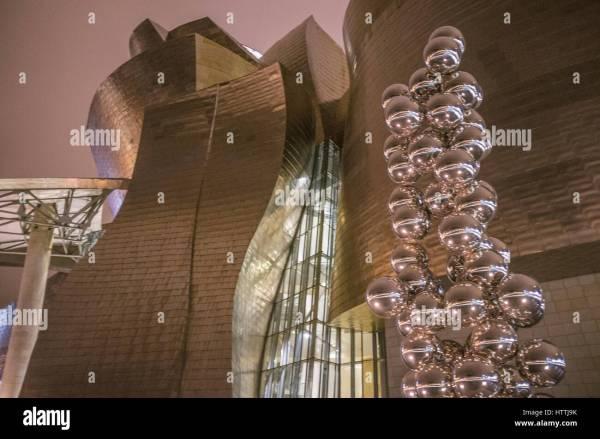 Guggenheim Museum Bilbao Stock &