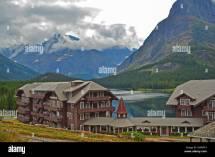 Many Lodge Glacier National Park
