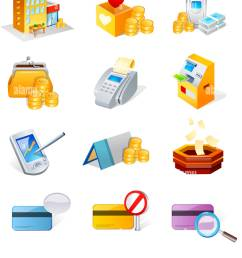 adding machine tape atm bank bank book box clip art clipart coin color colour color image communication computer graphics computer icon connection credit  [ 1124 x 1390 Pixel ]