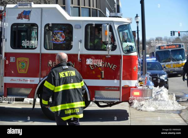 Watertown Ma Fire Department - Year of Clean Water