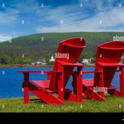 New River Adirondack Chairs Timber Ridge Folding Chair Historic Annapolis Stock Photos And