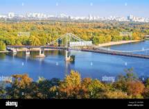 Dnieper River Kiev Ukraine