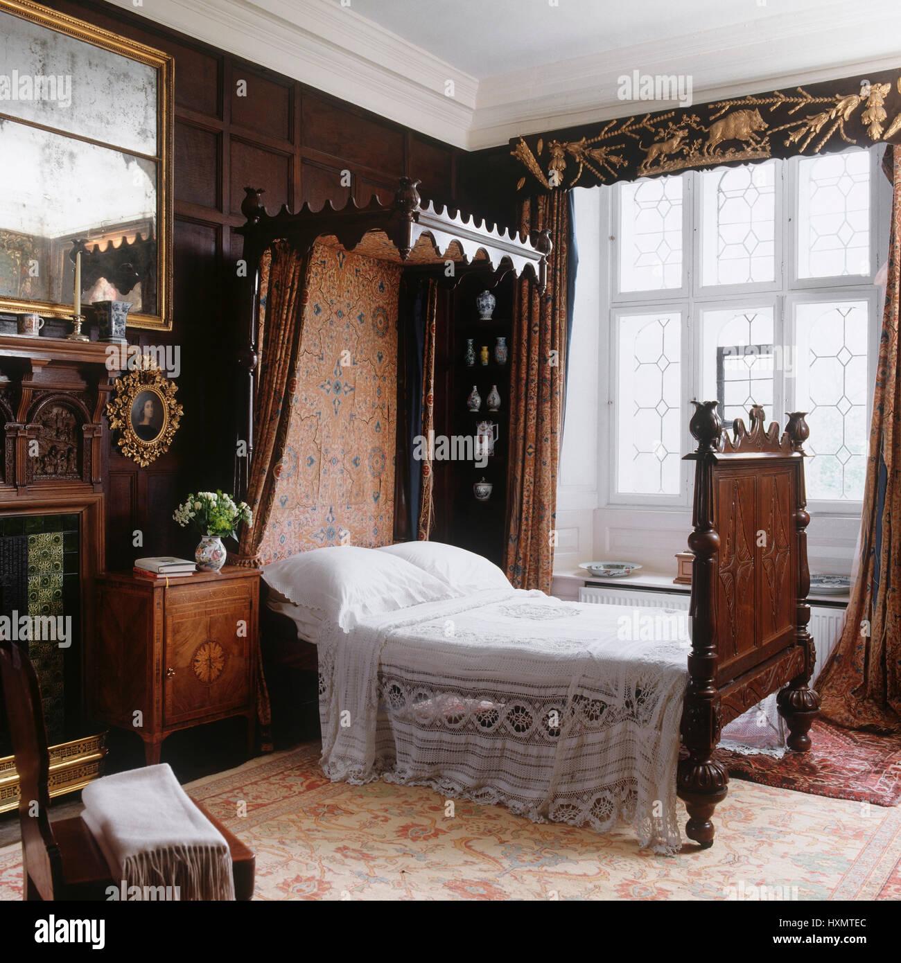 Victorian Style Interior Stock Photos  Victorian Style