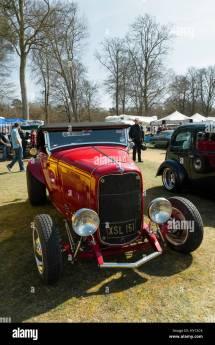 Ford Popular Hot Rod Stock &