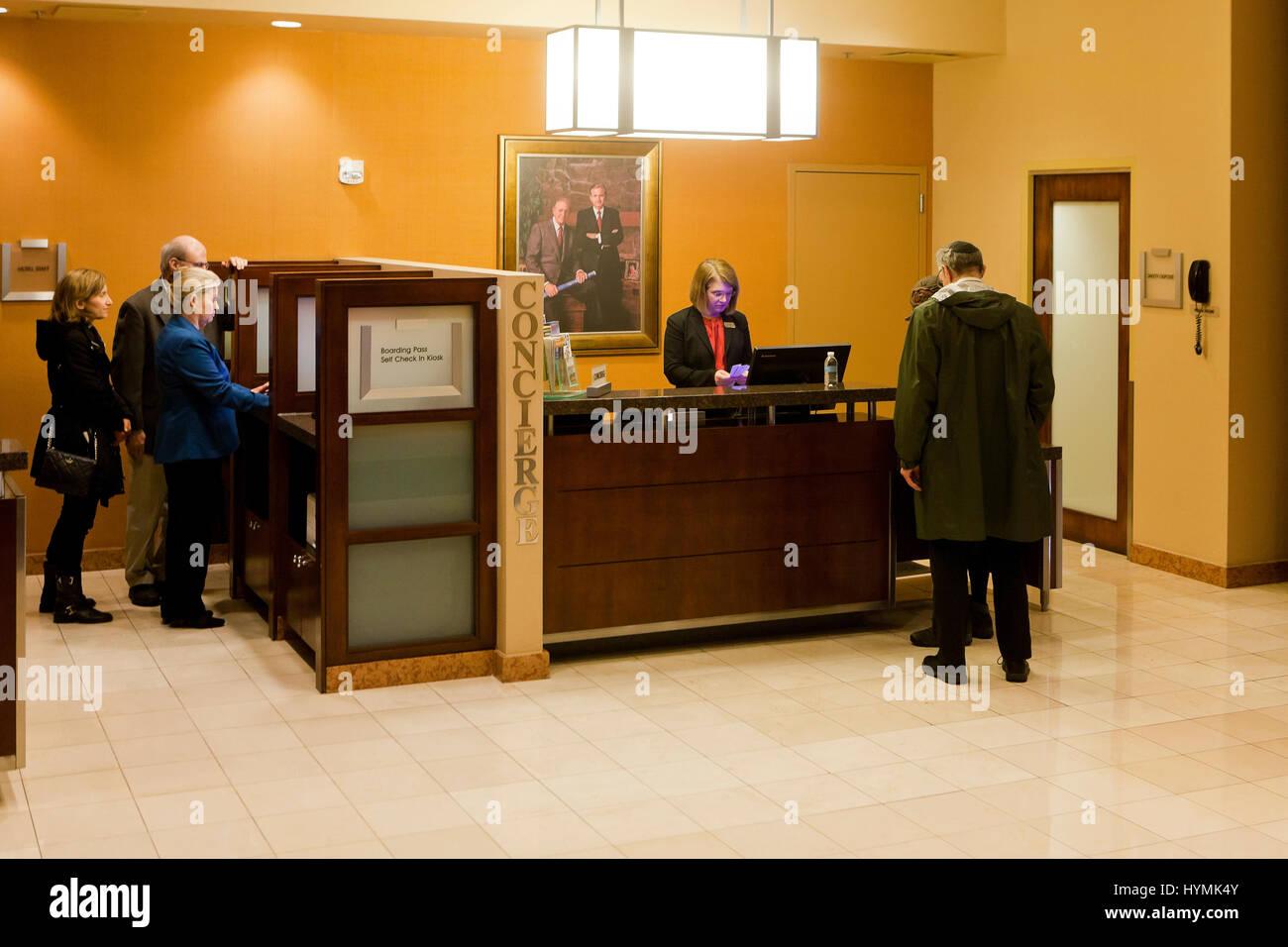 Concierge Desk Stock Photos  Concierge Desk Stock Images
