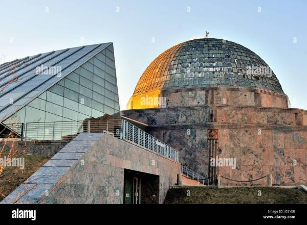 Adler Planetarium Stock & - Alamy