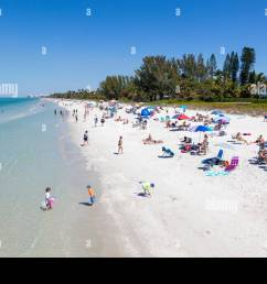 naples fl usa march 18 2017 beautiful white sand beach at the gulf of mexico coast in naples florida united states [ 1300 x 956 Pixel ]