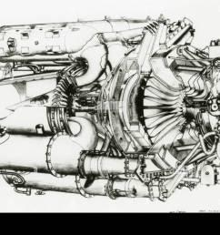 diagram of power jets w2 700 jet engine [ 1300 x 951 Pixel ]