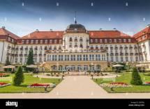 Majestic Grand Hotel Sopot Baltic Sea Coast