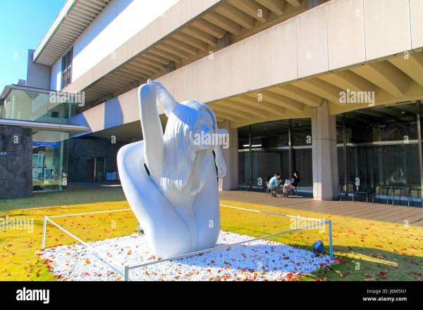 Tokyo National Museum Sculpture Stock & - Alamy