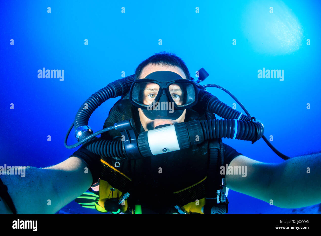 Open Circuit Scuba And Rebreather