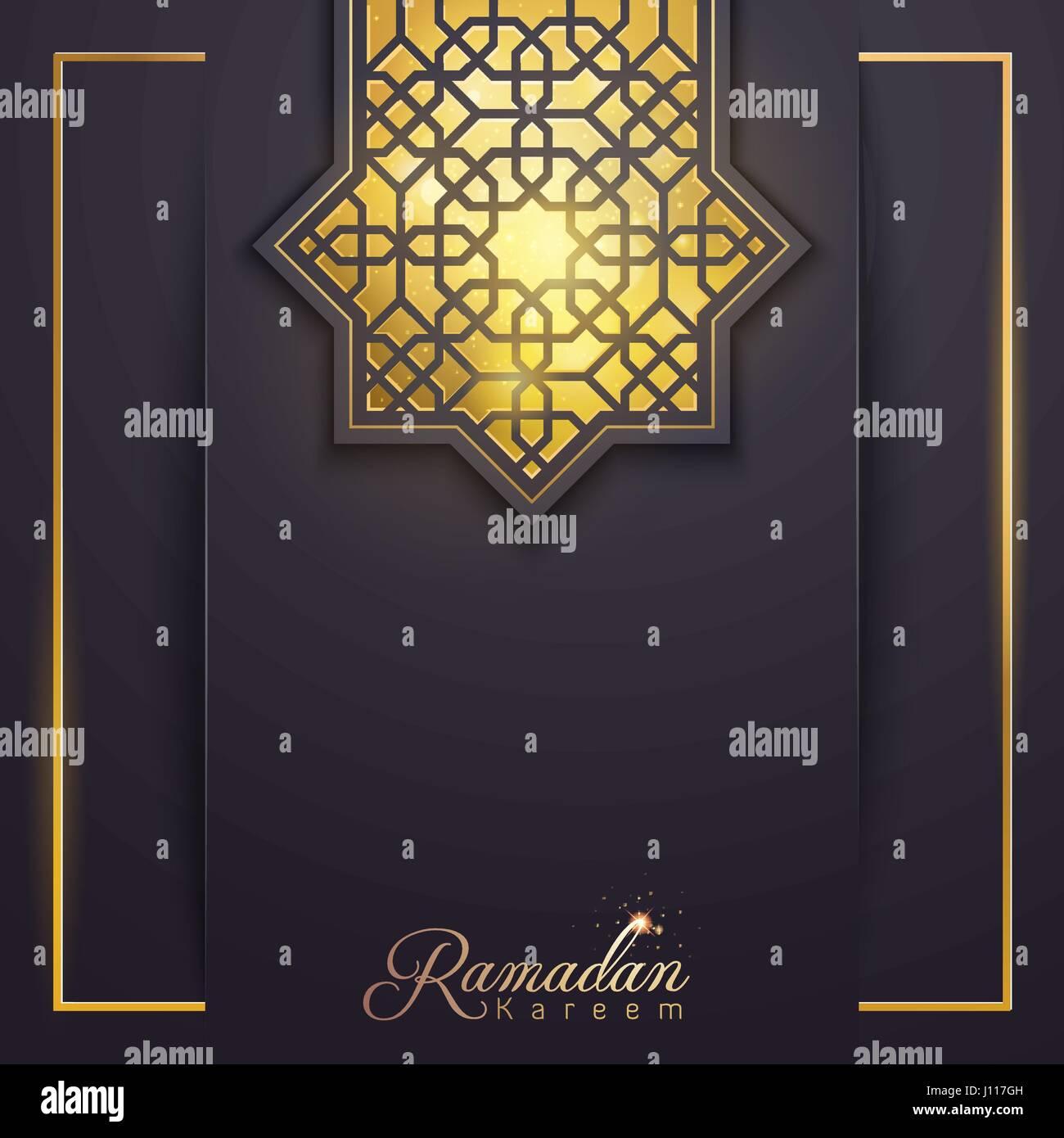 https www alamy com stock photo islamic vector poster background design for ramadan kareem greeting 138325505 html
