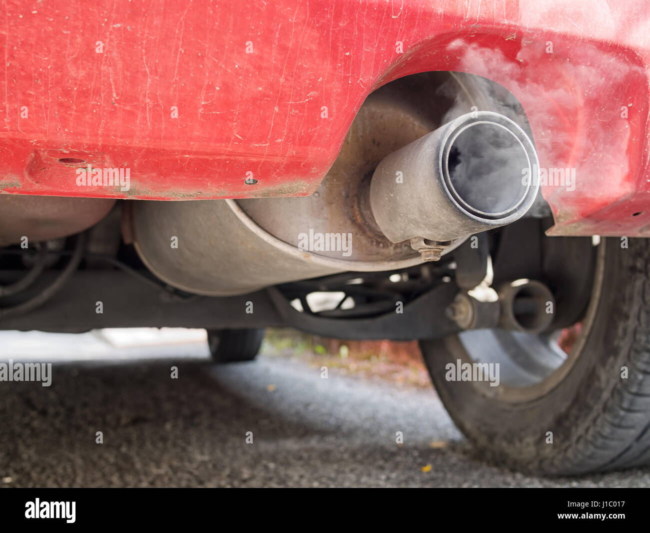 https www alamy com stock photo diesel vehicle fumes visible soot 138561059 html