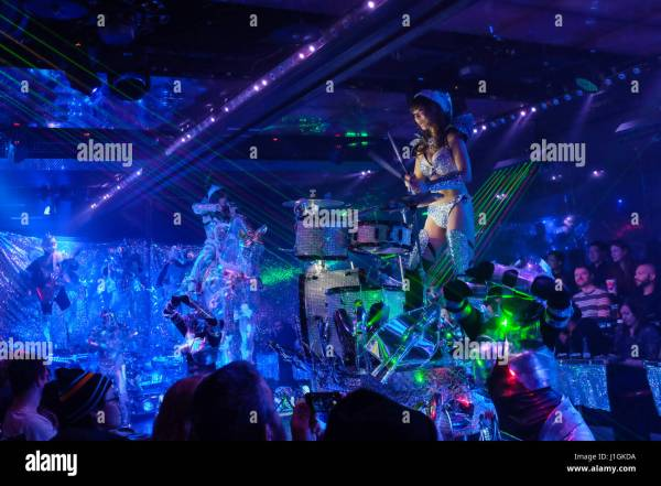 Robot Restaurant Japan Stock &
