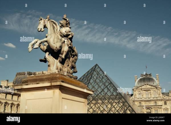 French Mus Stock & - Alamy