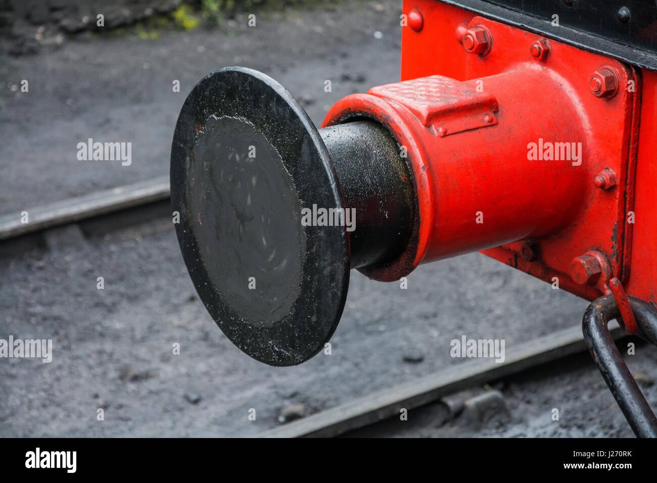 Train Buffer