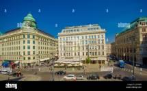 Vienna Cafe Sacher Wien Stock &
